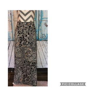 Ambiance Apparel maxi skirt size 1X